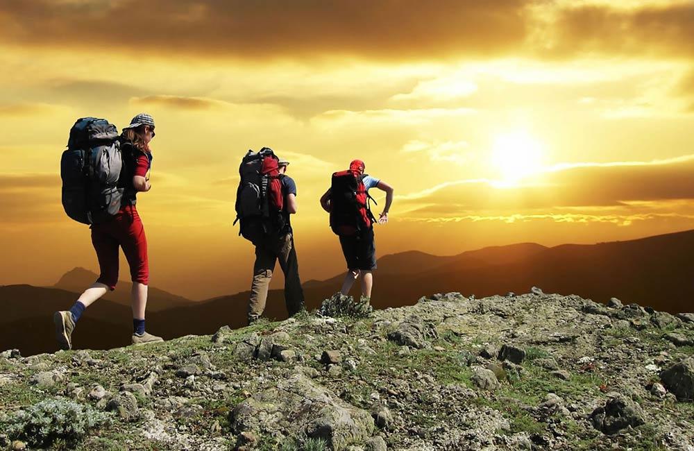 slide-trekking